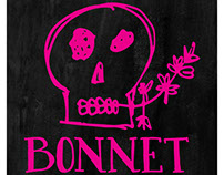 Bonnet Gig Poster May 21, 2016