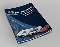 Product Brochure & Stationery - RS Fleet Installations