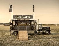 Jack Daniel`s bar