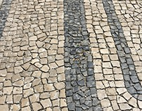Narrow streets of cobblestone: Évora (un)Disturbed