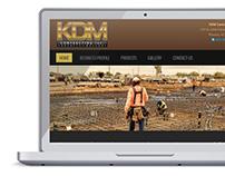 Website Design - KDM Contracting