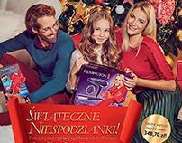 Oriflame Christmas Family