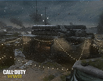 Call of Duty: WWII - Winter Siege Headquarters