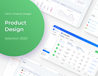 Selected Product Development| UX, Front-End