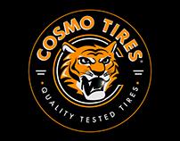 Cosmo Tires - Rebrand