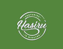 Hasiru Brand Guidelines