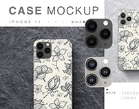 iPhone 11 Pro Case Mockup
