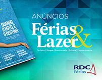 Anúncios Revista Férias&Lazer RDC