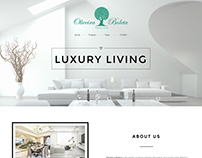 Luxurious Design For A Real Estate Company
