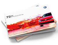 Coffee table book for Volkswagen, Polo