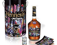 2017 HENNESSY V.S LIMITED EDITION BY JONONE LAUNCH