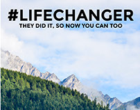 #LIFECHANGER - eBook