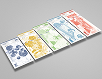 Redesign of Danish banknotes