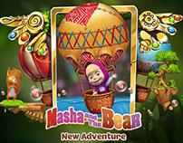 Masha and the Bear: New Adventure