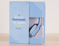 Packaging design for Mr. Wonderful