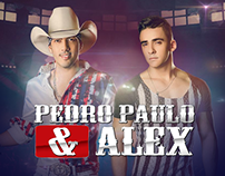 Site Pedro Paulo & Alex