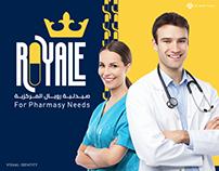 Royale pharmacy Identity