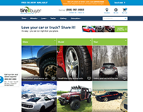 TireBuyer - Guest Gallery pages