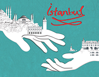 istanbul illustrasyon
