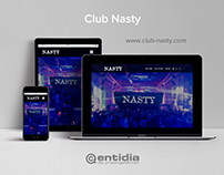 Club Nasty Website