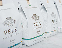Pele Plantations Branding & Packaging Design