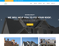 Shield - Roofing Service WordPress Theme