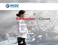 Plataforma Moodle - M2V Consultoria