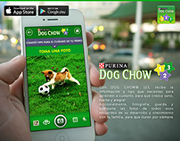 Purina® Dog Chow® 123 - App