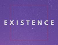 EXISTENCE - LOGO