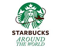 Motion Graphics | Starbucks Around The World