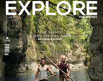 Explore PH Magazine Adventure Issue (June - July 2016)