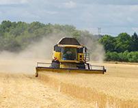 Vidéo machines agricole