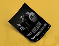 Poster | Tickets: KALI x MAŁACH & RUFUZ