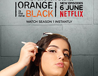 Cartaz série Netflix
