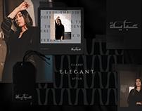 Abaya Brand Design.