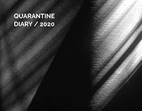 quarantine diary / 2020