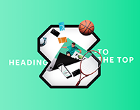 Sportat brand design.