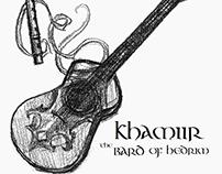 Khamiir - The Bard of Hedrim