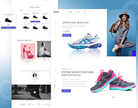 Lotto-Landing Page