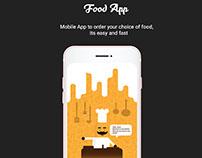 Icook Food App