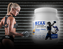 BCAA - Hydration electrolyte