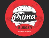 Project: Prima burger