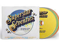 Superstar Seventies - The Super Sound of the Decade CD
