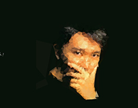 Stephen Chow lowpoly