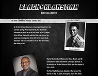 Ron Stallworth - Black Klansman