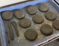 Week 38: batch of cookies and silverware
