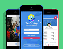 Day Care Scheduling iOS App