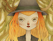 Witch of the Woods