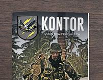 KONTOR Magazine: No Burden Too Heavy