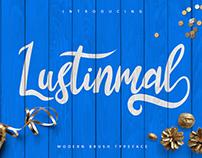 Lustinmal Script [Free Font]
